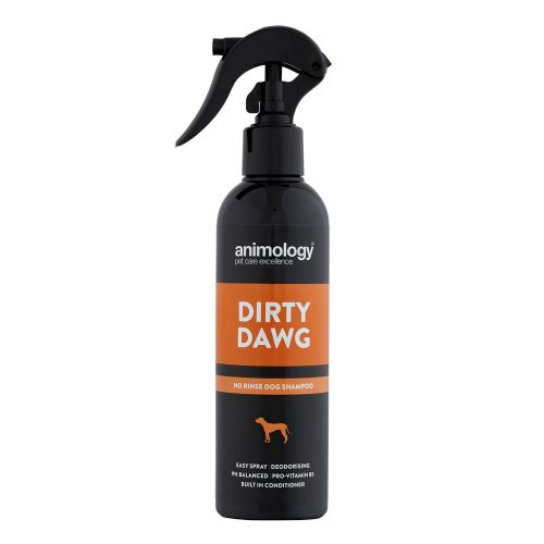Animology - Dirty Dawg - No Rinse Spray -  250ml